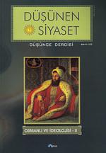 Düşünen Siyaset Düşünce Dergisi Sayı: 8 Osmanlı ve İdeolojisi - 2