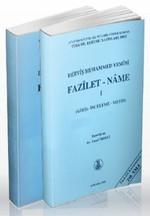 Derviş Muhammed Yemini Fazilet-Name 1- 2 (2 Cilt Takım)
