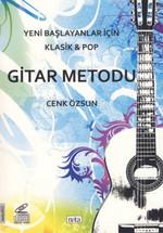 Yeni Başlayanlar İçin Klasik & Pop Gitar Metodu