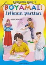 Boyamalı Dini Bilgiler 3 - İslamın Şartları