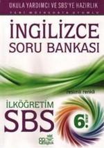 SBS İngilizce Soru Bankası 6. Sınıf