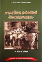 Atatürk Dönemi İncelemeler