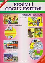 Resimli Çocuk Eğitimi 3-4 Yaş