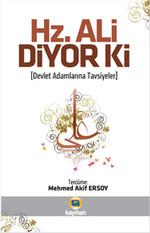Hz. Ali Diyor Ki