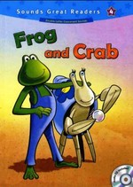 Frog and Crab + CD Sounds Great Readers-4