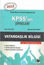 KPSS'nin Şifreleri - Vatandaşlık Bilgisi