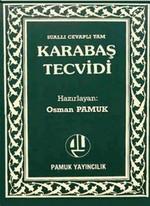 Karabaş Tecvidi (Tecvid-001/P9)