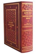 Satır Arası Kelime Kelime Kur'an-ı Kerim Meali (2 Cilt Bir Arada - Hafız Boy)