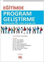Eğitimde Program Geliştirme Kavramlar Yaklaşımlar