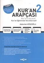 Kur'an Arapçası 2. Kitap + Çözüm Kitabı