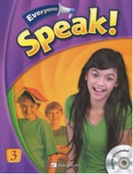 Everyone Speak 3 with Workbook + Hybrid CD (CDROM and Audio)