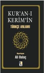 Kur'an- ı Kerim'in Türkçe Anlamı (Cep Boy)
