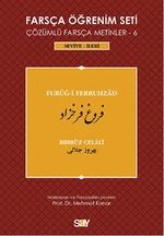 Farsça Öğrenim Seti 6 ( Seviye İleri ) Furug-i Ferruhzad