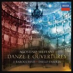 Steffani: Danze E Overtures [ I Barocchisti]