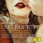 Mozart: Cosi Fan Tutte [Miah Persson,  Rolando Villazon, Chamber Orchestra Of Europe] [Digibox]