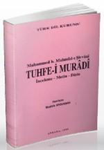 Muhammed b. Mahmud-ı Şirvani Tuhfe-i Muradi