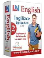 Limasollu Naci 2. Kur İngilizce Eğitim Seti