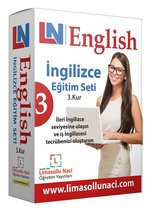 Limasollu Naci 3. Kur Advanced and Business English İngilizce Eğitim Seti