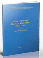 Türk Dünyası Gramer Terimleri Kılavuzu