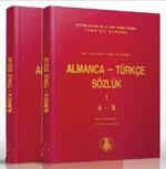 Almanca - Türkçe Sözlük 2 Cilt Takım