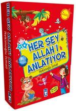 Her Şey Allah'ı Anlatıyor - 10 Kitap Set