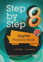 Step by Step English Practice Book 8