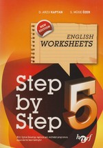 Step by Step English Worksheets 5