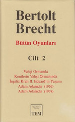 Bütün Oyunları Cilt 2: Bertolt Brecht