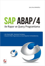 SAP ABAP/4 ile Rapor ve Query Programlama