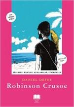 Robinson Crusoe - 100 Temel Eser - Okullar İçin
