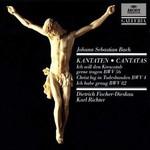 Bach: Cantatas [Dietrich Fischer-Dieskau Münchener Bach-Chor Und -Orchester]