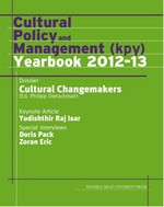Cultural Policy And Management (Kpy) Yearbook 2012-13