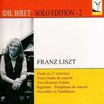 Liszt: Etude