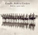 Estudio Archivo Cordero: Bolivia 1900-1961