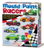 4M Mould & Paint Racers / Yarış Arabaları 3544