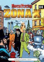 Zona X Sayı: 4 - Özgür Hayaller Diyarı