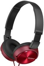 Sony MDRZX310R.AE Kulaküstü Kulaklik Kirmizi