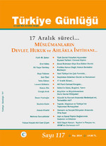 Türkiye Günlüğü Sayı: 117