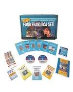 Fono Fransızca Seti (15 Kitap + 7 CD)