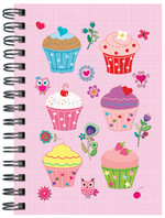 Defter Cupcake Party - 64179-6