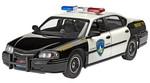 Revell 05 Chevy Police 7068 Zorluk 3