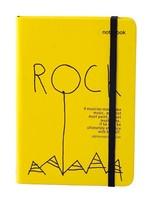 Notelook A7 Rock 100 Yaprak 70 Gr Defter Çizgisiz
