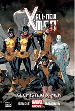 All New X-Men 1: Geçmişteki X-Men