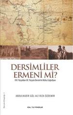 Dersimliler Ermeni mi?