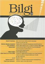 Bilgi Dergisi Sayı: 28