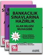 Bankacılık Sınavlarına Hazırlık Modüler Set 3'lü - Alan Bilgisi