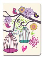 Deffter Design Seri 18,5*25 / Birds Housing 64678-4