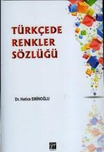 Türkçede Renkler Sözlüğü
