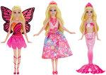 Barbie'nin Sihirli Dünyası Peri Prensesler BLP43