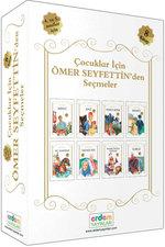 Çocuklar İçin Ömer Seyfettin'den Seçmeler 8 Kitap Takım